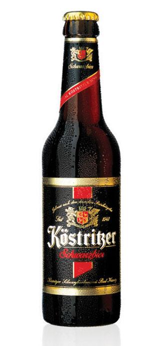 Cerveza Negra Schwarzbier Kostritzer
