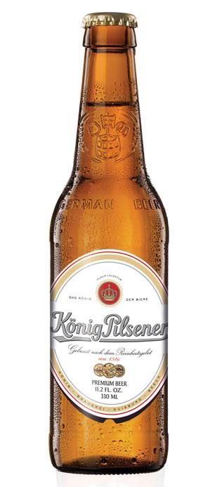 Cerveza Pilsener Konig