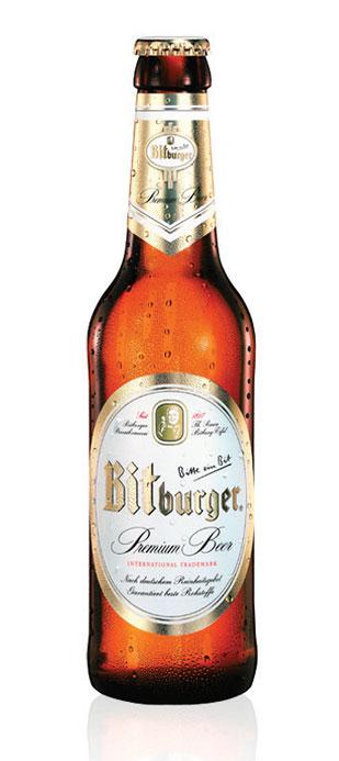Cerveza Premium Pils Bitburger