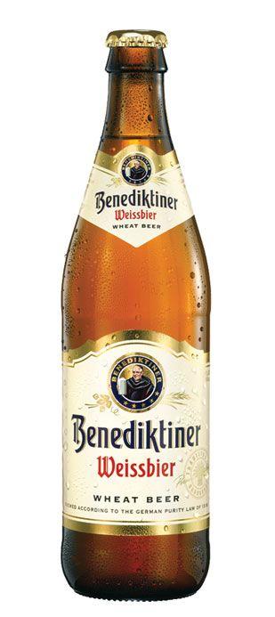 Cerveza de Trigo Weissbier Benediktiner