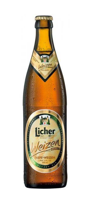 Cerveza de Trigo Weizen Licher