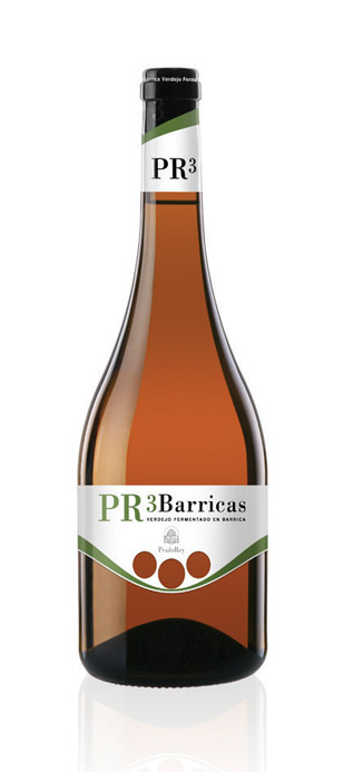 Vino Blanco Rueda 3 Barricas Prado Rey
