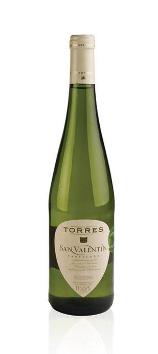 Vino Blanco Semi Seco San Valentín