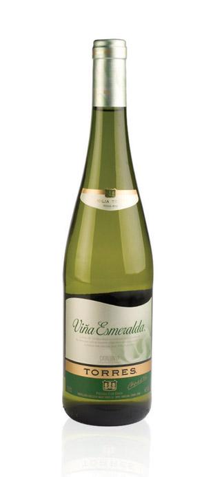 Vino Blanco Viña Esmeralda Torres