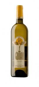 Vino Blanco Godello Sobre Lias