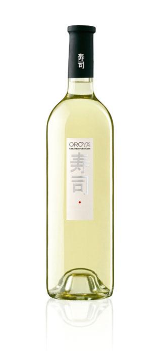 Vino Blanco Oroya (Vino para Sushi - Sushi Wine)
