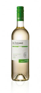 Vino Blanco Verdejo Altozano