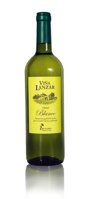 Vino Blanco Viña Lanzar