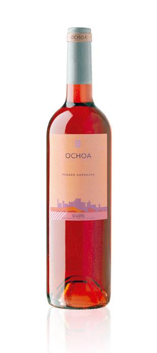 Vino Rosado Garnacha Ochoa