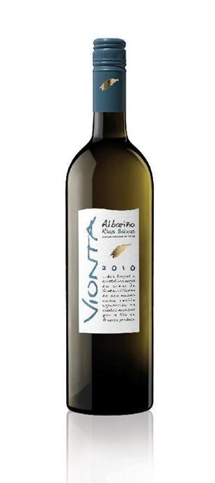 Vino Blanco Albariño Vionta