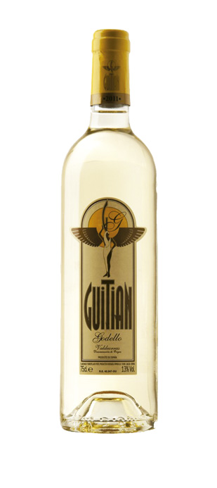 Vino Blanco Godello Valdeorras Guitian