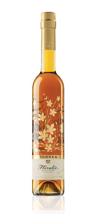 Vino Moscatel Oro Floralis Torres