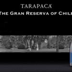 Medalla de Oro para Gran Reserva Tarapacá