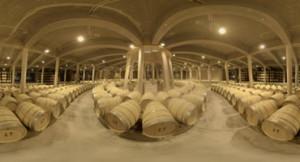 Panoramic CVNE WineTour